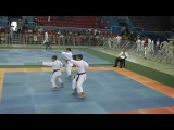 5-й кубок мира по карате и кобудо, командное ката